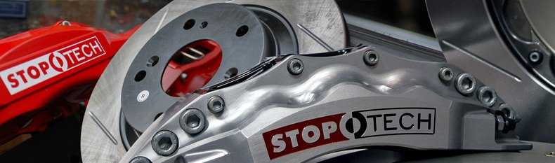 StopTech Brake Kits New Zealand & Australia | Dealer Distribution